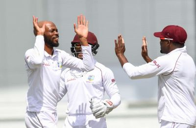 Roston Chase record-haul gives West Indies massive win over England in Barbados Test
