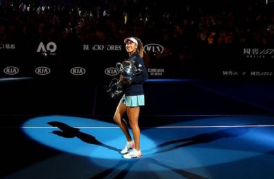 Naomi Osaka 'beyond excited' after clinching Australian Open 2019 title against Petra Kvitova