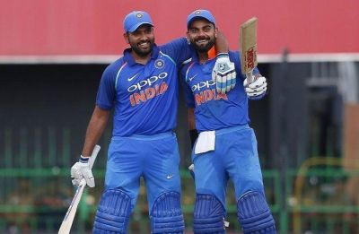Rohit Sharma and Virat Kohli – The Hitman and Superman duo of ODIs with this record