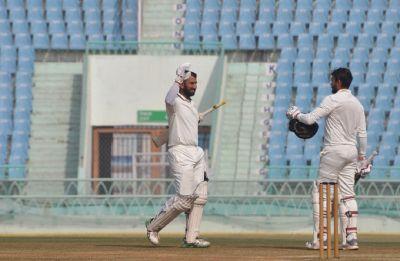 Cheteshwar Pujara booed, gets chants of 'cheater' during Ranji Trophy semi-final vs Karnataka