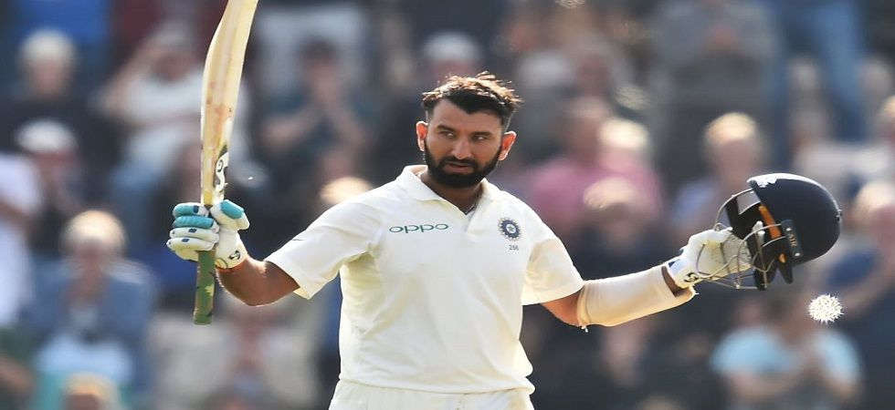 Cheteshwar Pujara slammed a century and Saurashtra entered the final of the Ranji Trophy 2019 where they will face Vidarbha. (Image credit: Twitter)