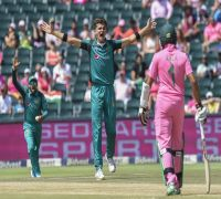 South Africa's Pink invincibility shattered in Johannesburg as Pakistan draw level