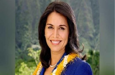 Proud to be first Hindu-American to run for president: Tulsi Gabbard