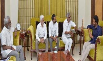 NTR's grandson, Hitesh Chenchuram, all set to join Jagan Mohan Reddy against uncle Chandrababu Naidu