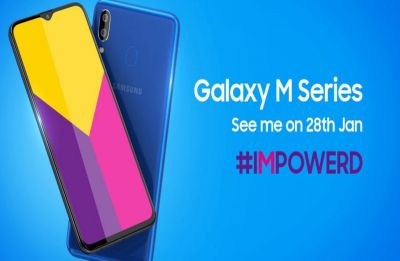 Samsung to launch Galaxy M10, M20 today in India, check specs and price here