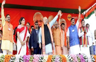 Amit Shah attacks Mamata government, says 2019 polls a chance to turn Bengal to Sonar Bangla