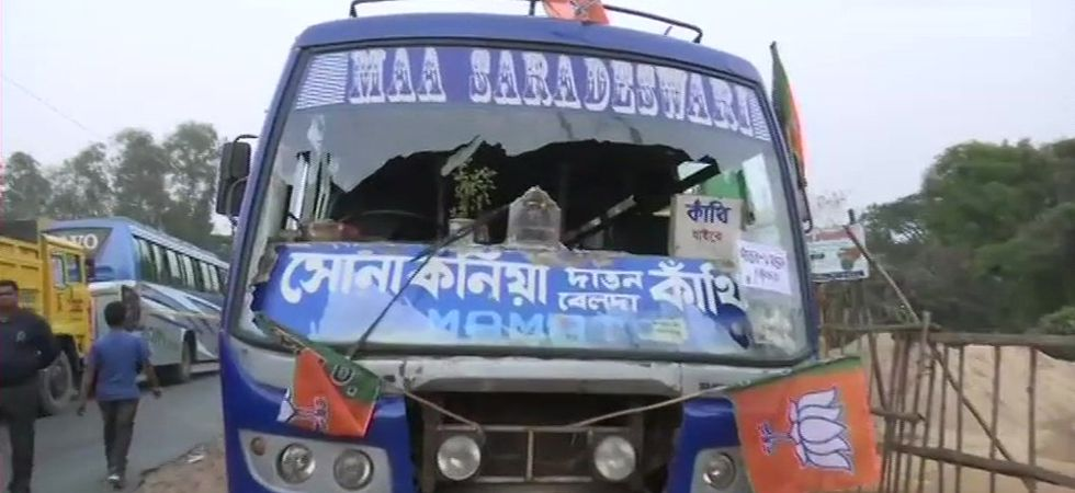 East Midnapore tense after Amit Shah's rally.