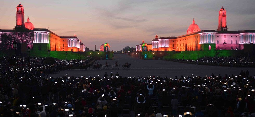 Beating Retreat ceremony held on January 29 every year marks the culmination of the four-day-long Republic Day celebrations