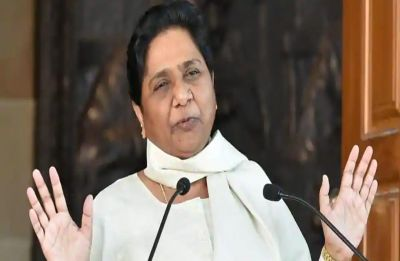 BSP chief Mayawati takes a swipe at Rahul Gandhi's minimum income promise