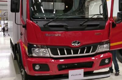 Mahindra launches Furio truck for Rs 17.45 lakh in India, more details inside