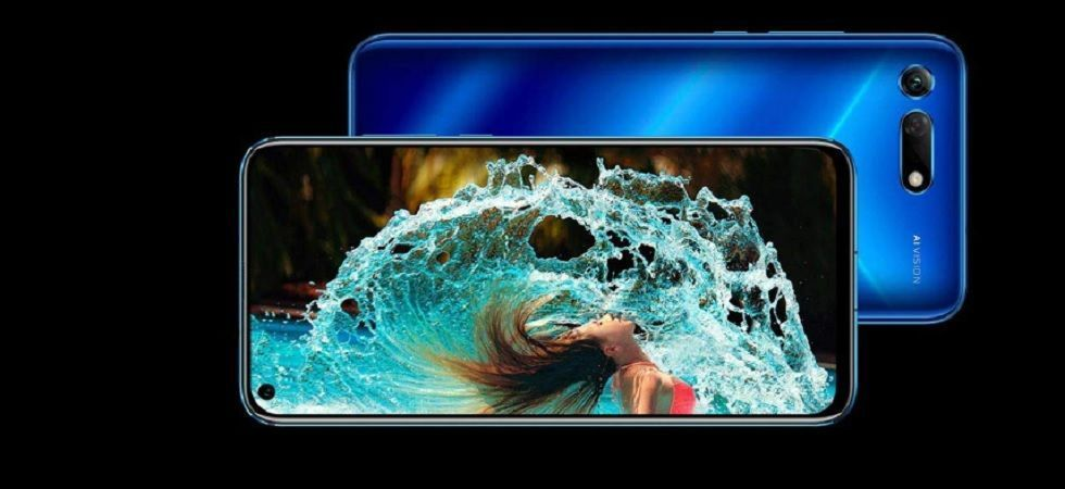 Honor View 20 with 48-megapixel camera launched in India (Amazon website)