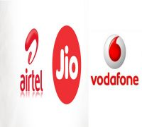 Airtel vs Vodafone vs Reliance Jio: Best per day data plan under Rs 250
