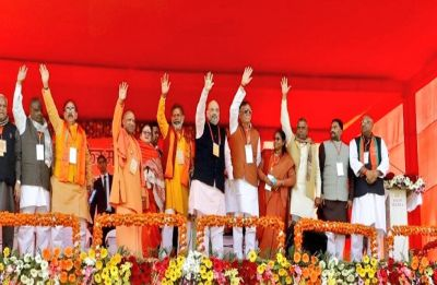 There will be six PMs in one week if 'mahagathbandhan' comes to power, says Amit Shah