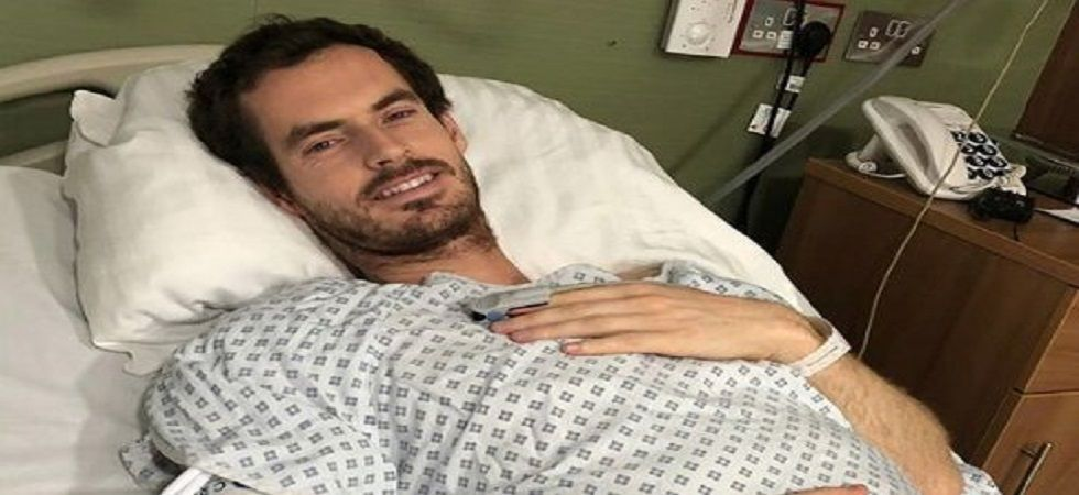Andy Murray has announced that Wimbledon could be his last tennis tournament as he underwent hip resurfacing surgery. (Image credit: Twitter)
