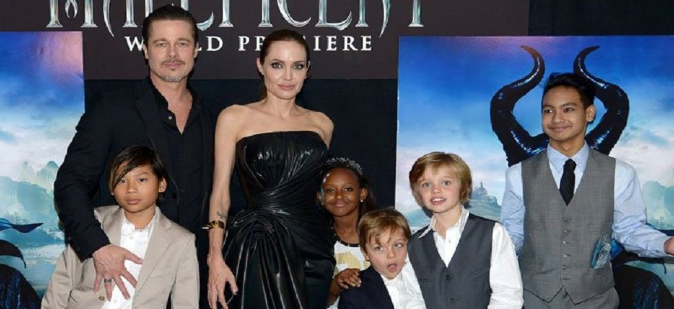 Brad Pitt not seen with his kids in 900 days ? (Photo: Twitter)