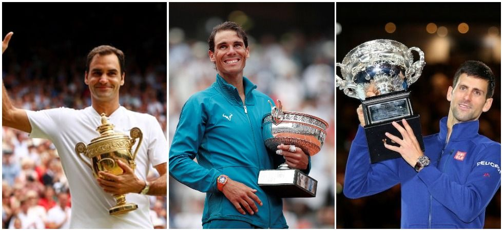 Novak Djokovic's victory in the Australian Open 2019 has thrown the debate wide open about who is the greatest in tennis. Is it the Serb, Rafael Nadal or Roger Federer? (Image credit: File photos)
