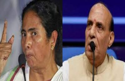 'Control your party': Angry Mamata Banerjee tells Rajnath Singh after Amit Shah's Bengal rally