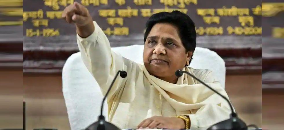 BSP chief Mayawati attacks the Centre on Ayodhya plea. (File photo)