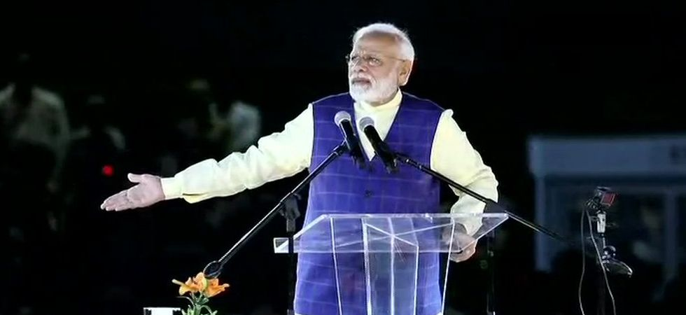 I am glad that India is experiencing change today, says PM Modi in Surat