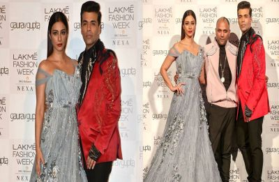 Gaurav Gupta gives theatrical start to LFW Summer/Resort 2019 with Tabu and Karan Johar