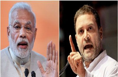 Job data row: BJP hits back with Mussolini taunt after Congress chief Rahul Gandhi dubs PM Modi as 'Fuhrer'