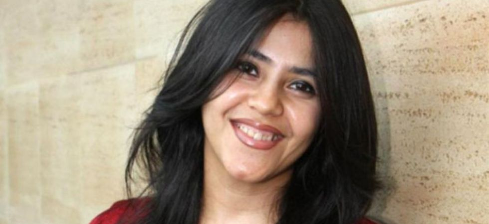 Ekta Kapoor has been blessed with a baby boy through surrogacy./ Image: Twitter