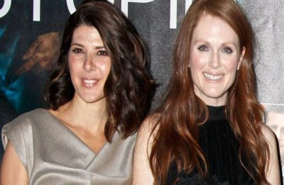 Surprise! 'My Cousin Vinny' star Marisa Tomei and Julianne Moore are related to each other