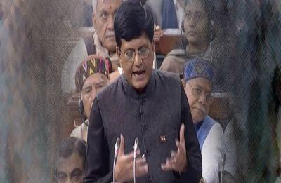 Jai Jawan, Jai Kisan, Jai Aam Insaan: How Piyush Goyal scored in election budget