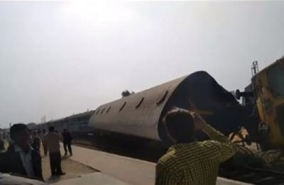 Jabalpur-Ajmer Express derails in Rajasthan's Sanganer, no casualties reported