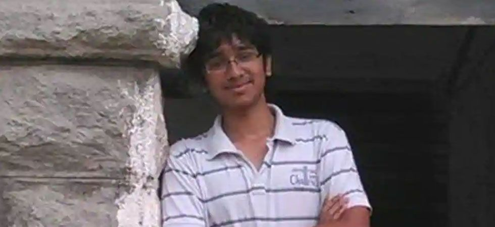 Anirudhya used to go to the terrace to read books on his mobile phone and for talking on the phone as well. (Image Credit: Facebook)