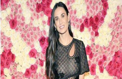 Why older women only get 'evil' roles, asks Hollywood icon Demi Moore