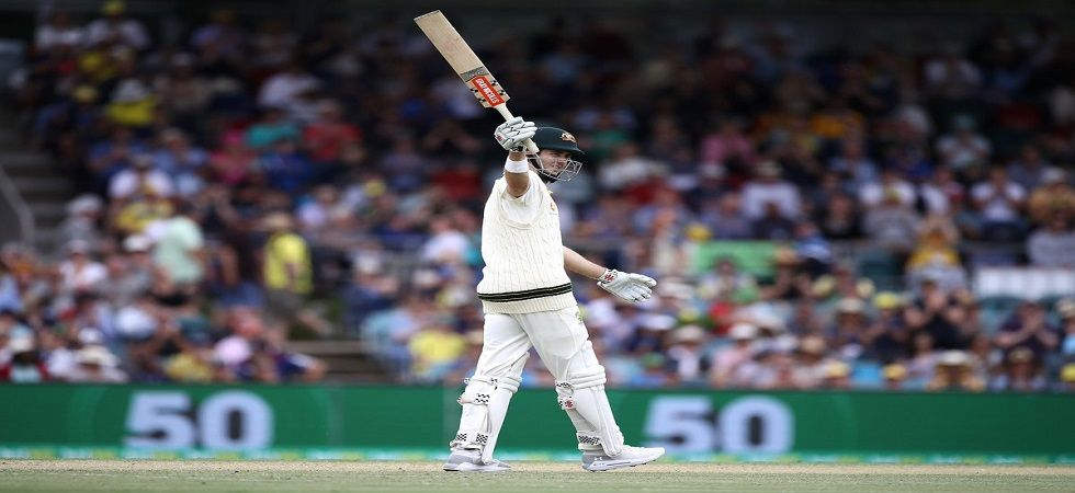 Kurtis Patterson and Travis Head slammed their maiden centuries in the same match and this was the first instance for an Australian duo after 30 years. (Image credit: Twitter)