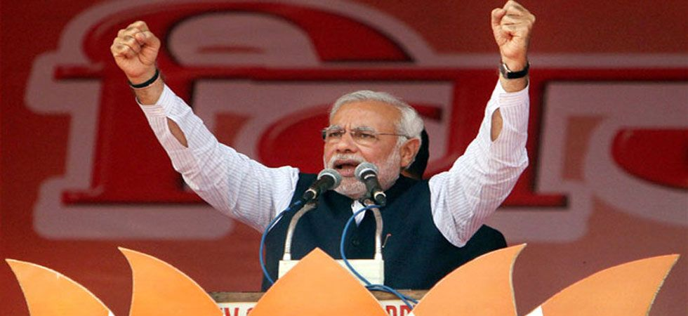 Apart from Durgapur, PM Modi will also address a rally at Thakurnagar in the border district of North 24 Parganas. (File Photo: PTI)