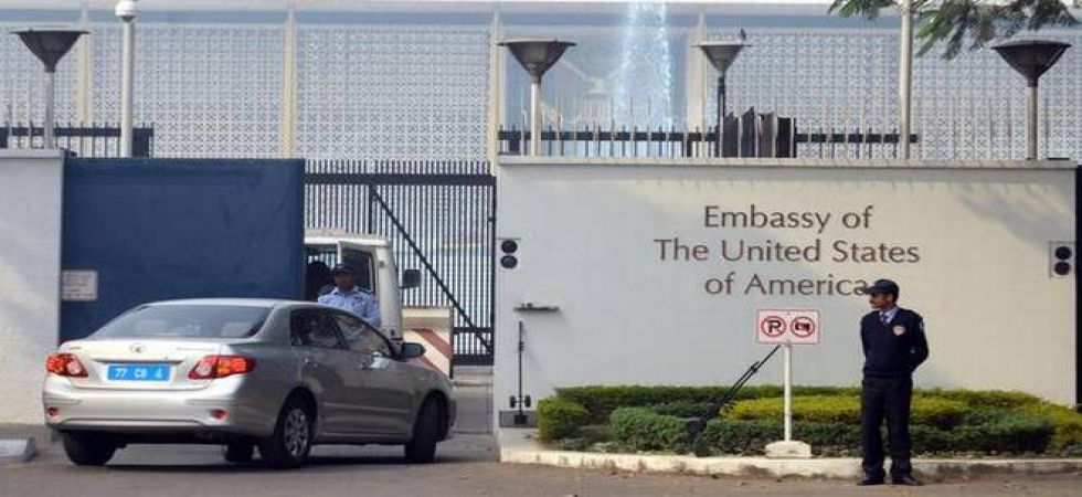 Concerned over dignity, well-being of detained Indian students: US Embassy (File Photo)