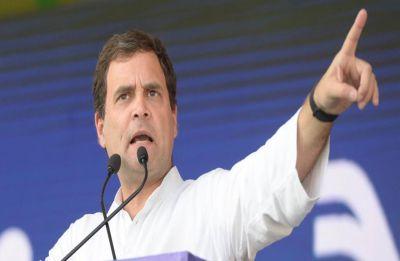 Congress Rally in Patna: Bihar's job seeking youth kicked out of Modi's Gujarat, says Rahul Gandhi