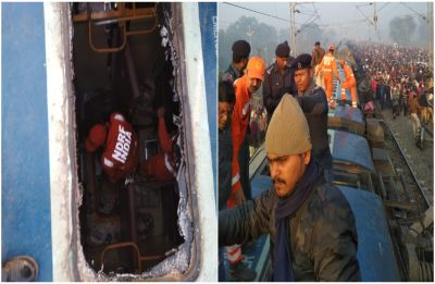 Seemanchal Express: 7 dead as 11 coaches of  Delhi-bound train derails in Bihar's Vaishali district