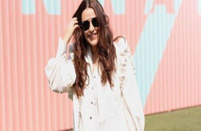 Neha Dhupia slams fashion magazine for commenting on her post-pregnancy weight