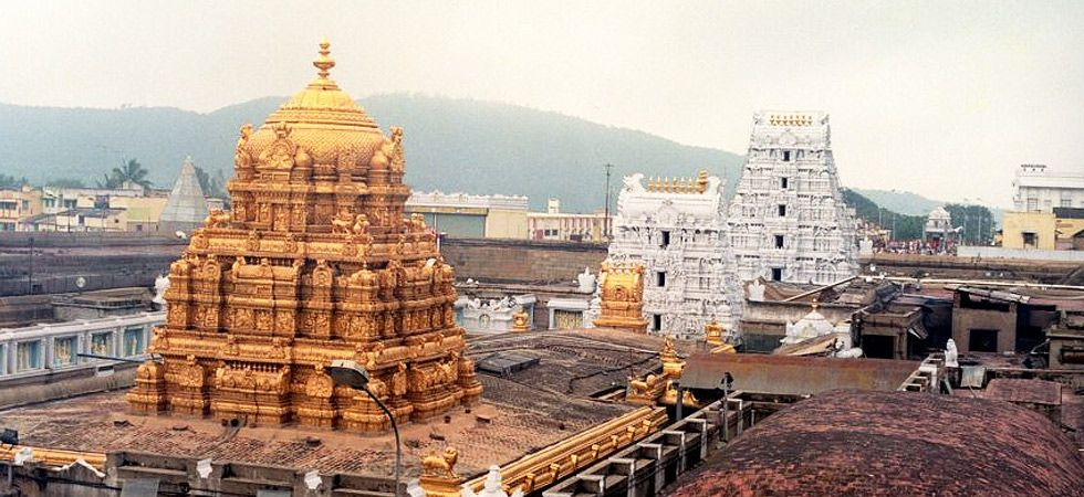 The main doors of the temple were closed after the evening ritual of naivedyam was offered to the deities. When the doors were re-opened half-an-hour later, the crowns were found missing. (File photo)