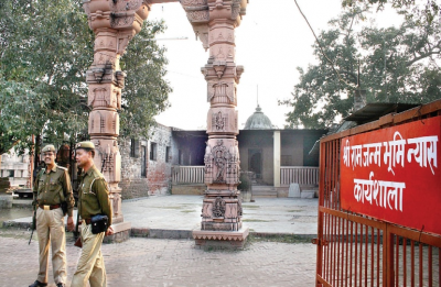 Centre's writ petition seeking permission to return disputed Ayodhya land challenged