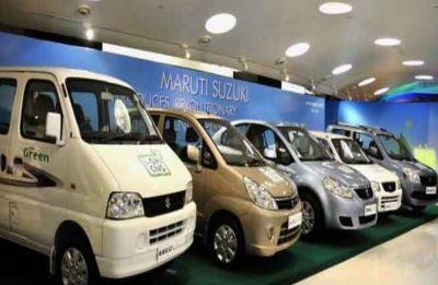 Maruti Suzuki domestic sales marginally up to 1,42,150 units in January