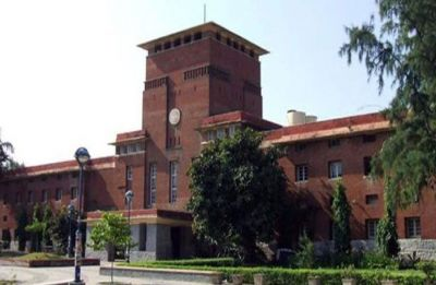 Delhi University issues advisory against use of loudspeakers, public address systems on campus