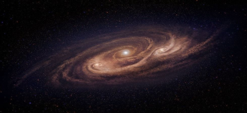 First 3D map of Milky Way reveals warped galaxy (Representational Image)