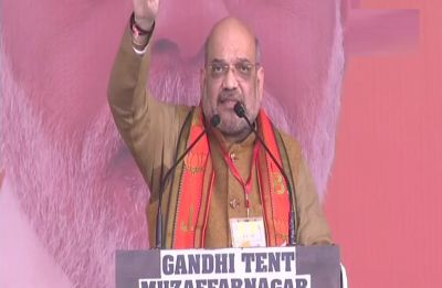 We have a clear stand on Ram Temple, says Amit Shah in Aligarh