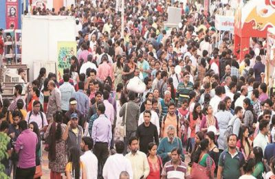 Online library stall in Kolkata Book Fair lets you download books for free