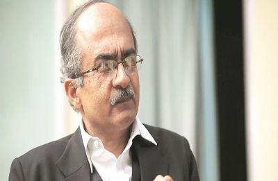 Supreme Court notice to Prashant Bhushan on contempt plea by AG, Centre