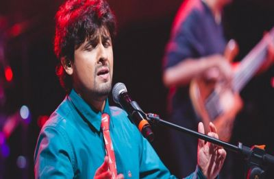 'Hospitalised' Sonu Nigam shares these pictures, worried fans wish him speedy recovery