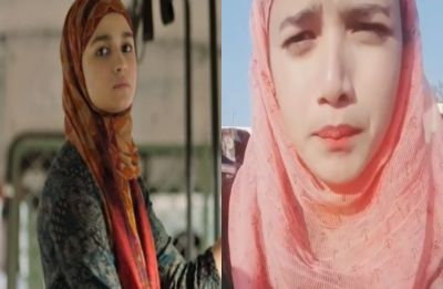 Watch: Alia Bhatt's lookalike acing Gully Boy dialogue is something you can't miss today