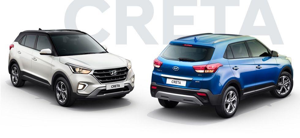 Hyundai Creta surpasses Grand i10 sales in January 2019 (Image credit: Hyundai website)