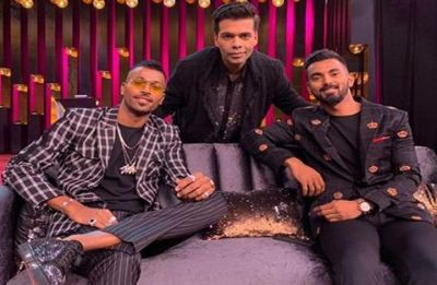 Koffee with Karan fiasco: Case filed against Hardik Pandya, KL Rahul, Karan Johar in Jodhpur