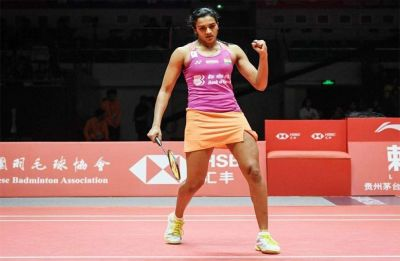 Hope to win gold at World Championship this time, says PV Sindhu